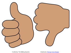 Thumbs up and thumbs down clipart 1 » Clipart Portal.