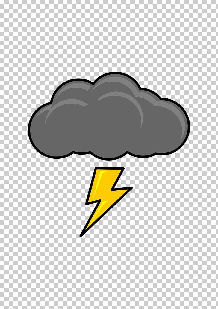Thunderstorm Lightning , thunder PNG clipart.