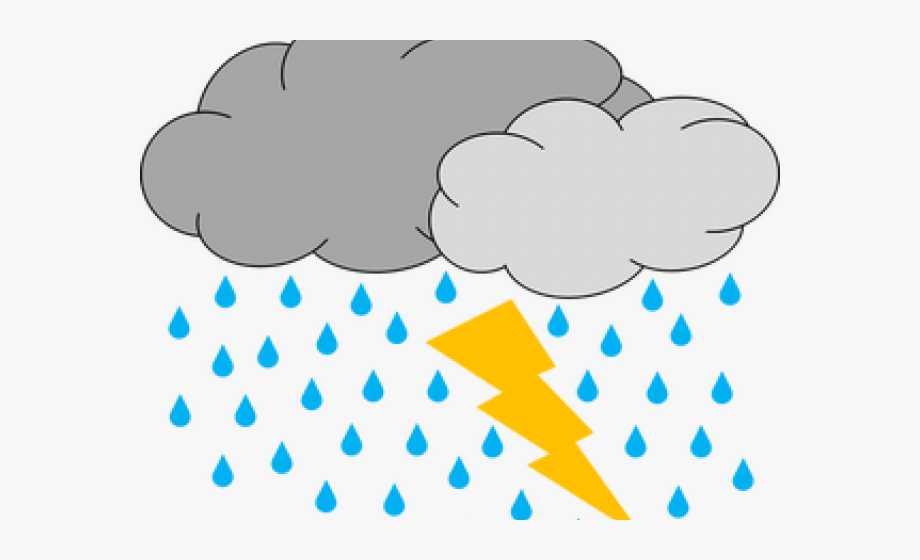 Thunder Clipart Hurricane.