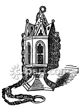 Thurible and to illustration.