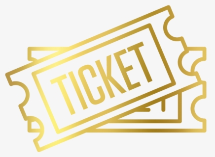 Free Tickets Clip Art with No Background.