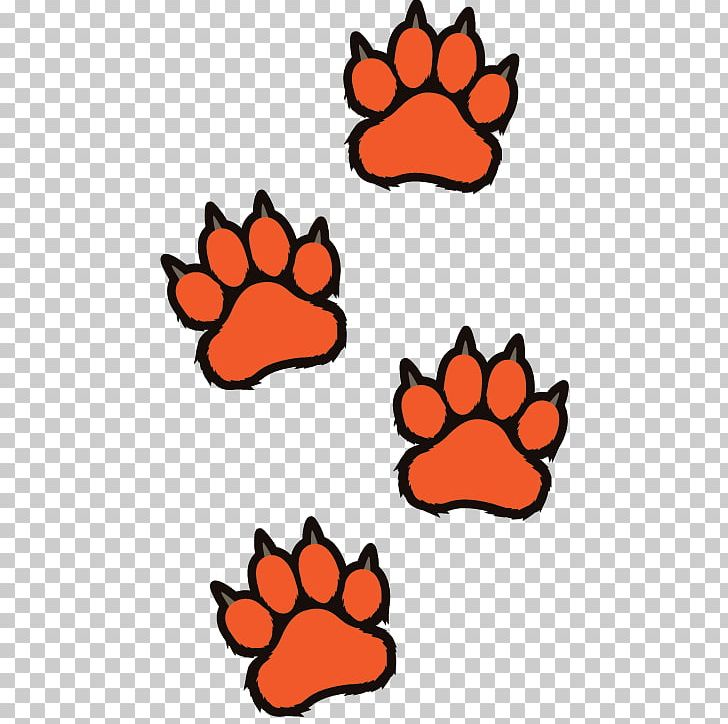Tiger Paw PNG, Clipart, Clip Art Free PNG Download.