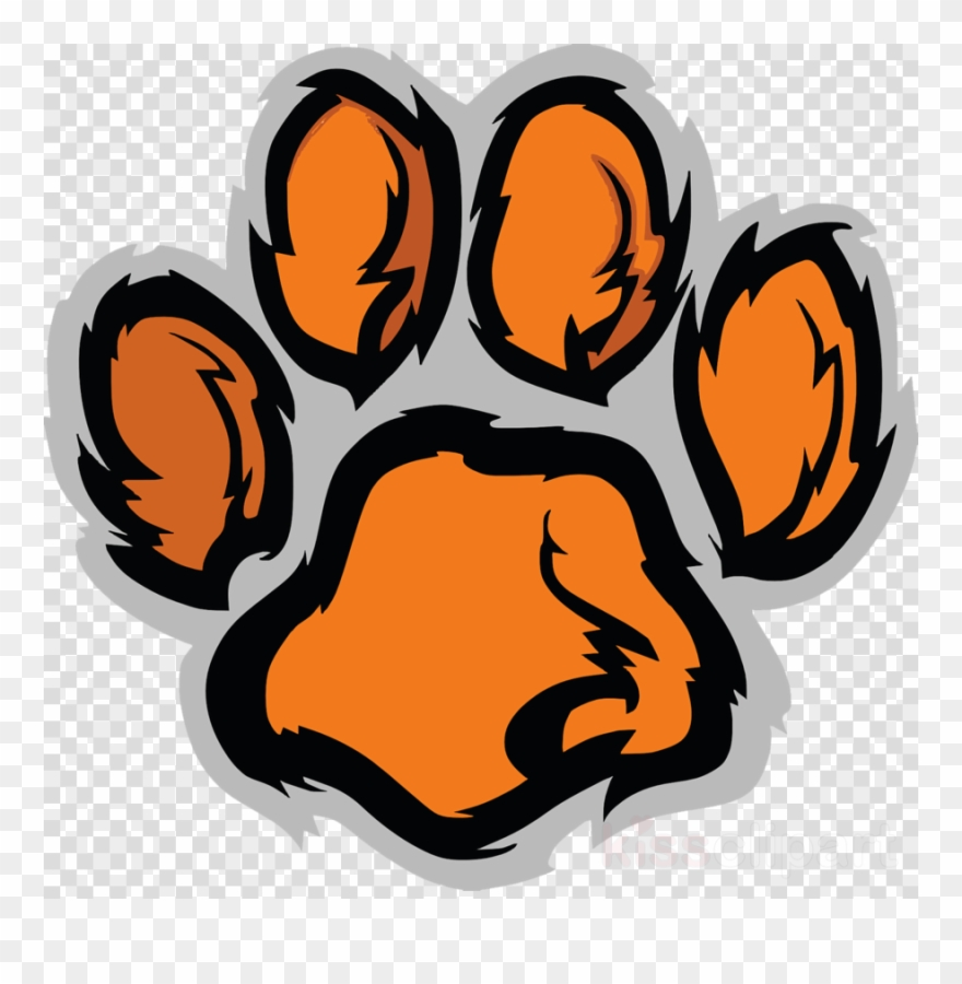 Tiger Paw Clipart Tiger Paw Clip Art.