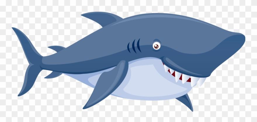 Tiger Shark Free Content Clip Art.