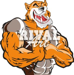 Tigers Clip Art.