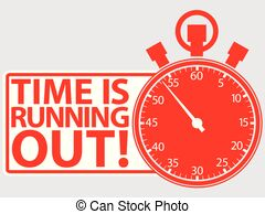 Time is running out Vector Clipart EPS Images. 146 Time is.