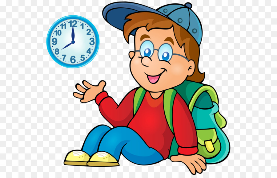 School Timetable clipart.