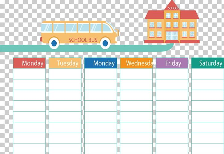 School Timetable PNG, Clipart, Adobe Illustrator, Area, Back.