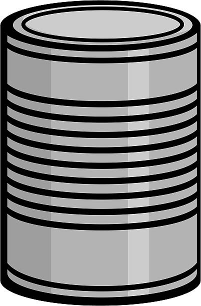 Tin can clipart 1 » Clipart Station.