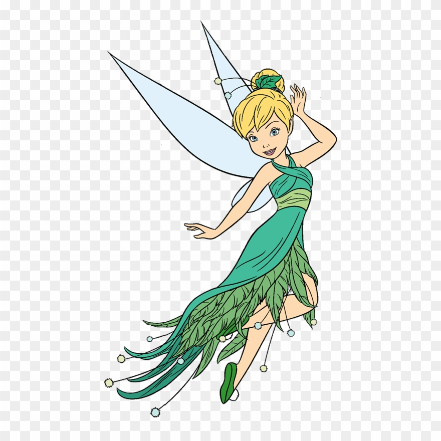 Disney Fairies\' Tinker Bell Clip Art Disney Clip Art.
