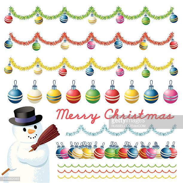 60 Top Tinsel Stock Illustrations, Clip art, Cartoons, & Icons.