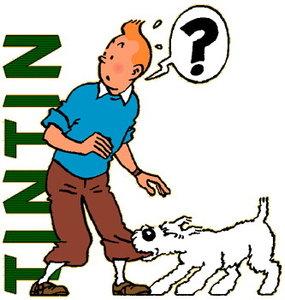 Tintin Clip Art.
