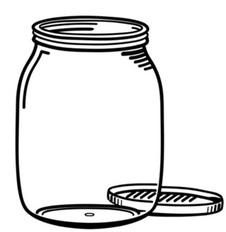 Collection of Tip jar clipart.