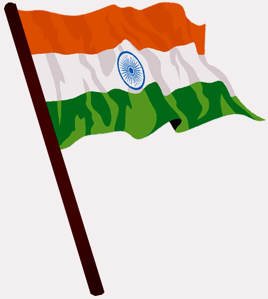 Free Indian Flag Png, Download Free Clip Art, Free Clip Art.