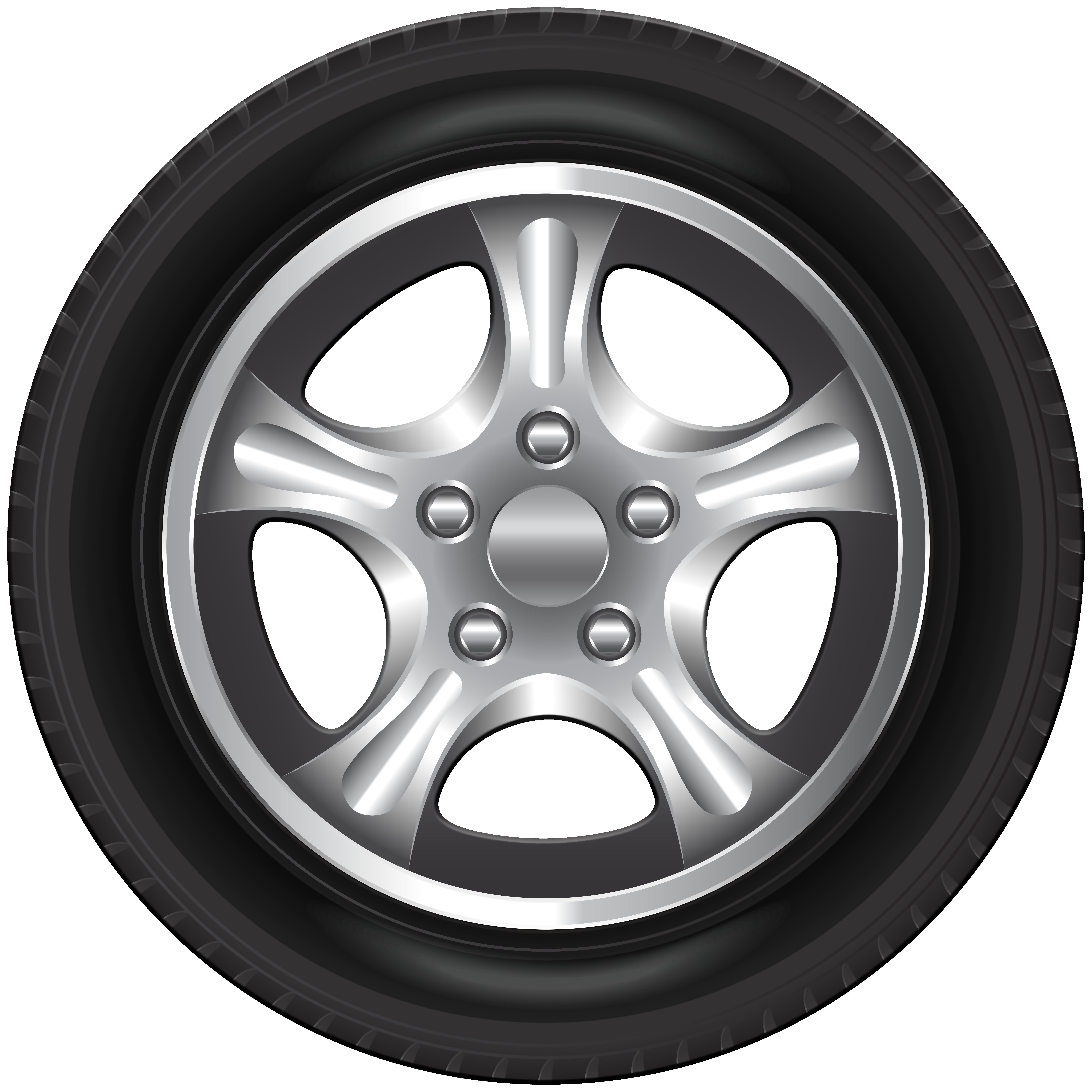 Tire PNG Clip Art.