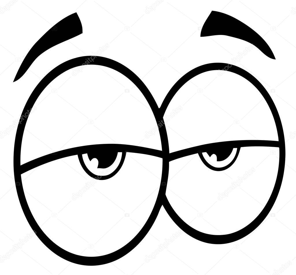 Cartoon Eyes.