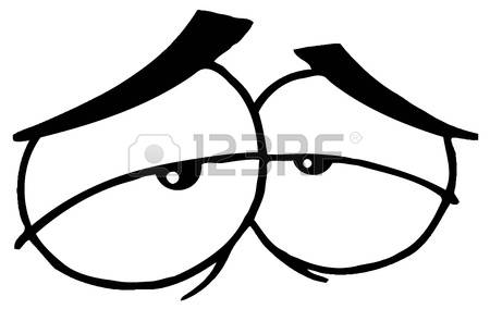 1,538 Tired Eye Cliparts, Stock Vector And Royalty Free Tired Eye.