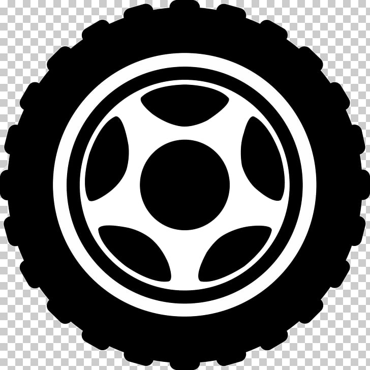 Car Flat tire Bicycle Tires , car PNG clipart.