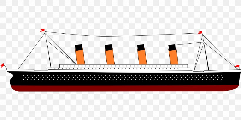 Sinking Of The RMS Titanic Clip Art, PNG, 1920x960px.