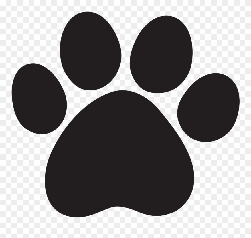 Paw Print Free Download Clip Art Free Clip Art On Clipart.