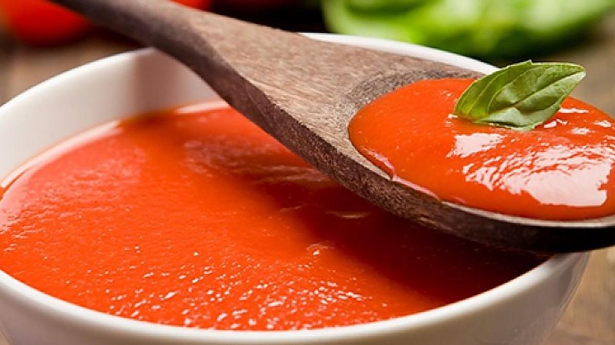 Rezept: Frische Tomatensuppe für ihr Baby (ab 8 Monaten.