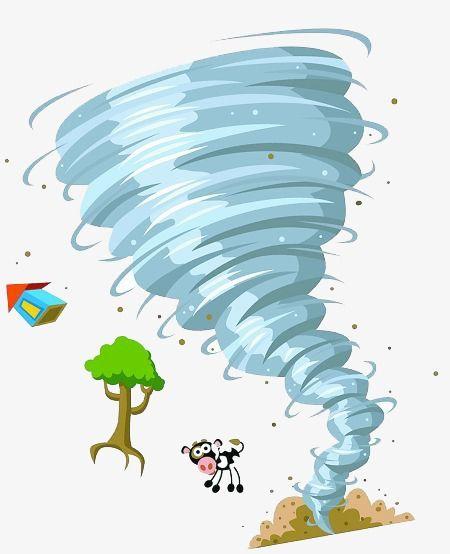 Tornado, Tornado Clipart, Blue, Safety PNG Transparent.