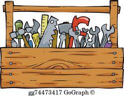 Toolbox Clip Art.