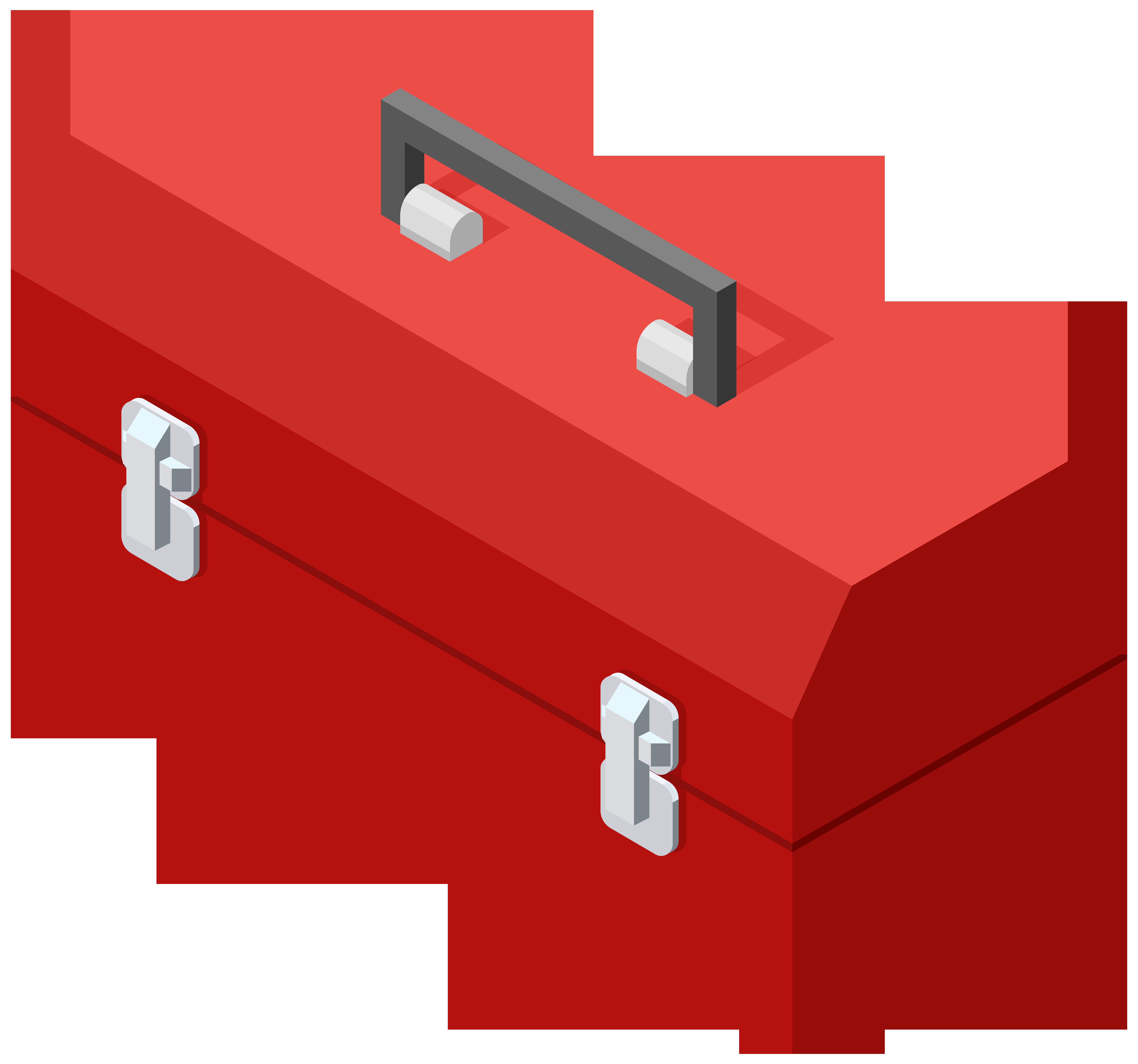 Toolbox PNG Clip Art.