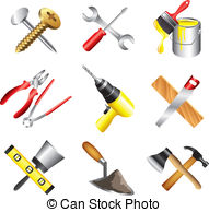 Tools Illustrations and Clipart. 589,608 Tools royalty free.