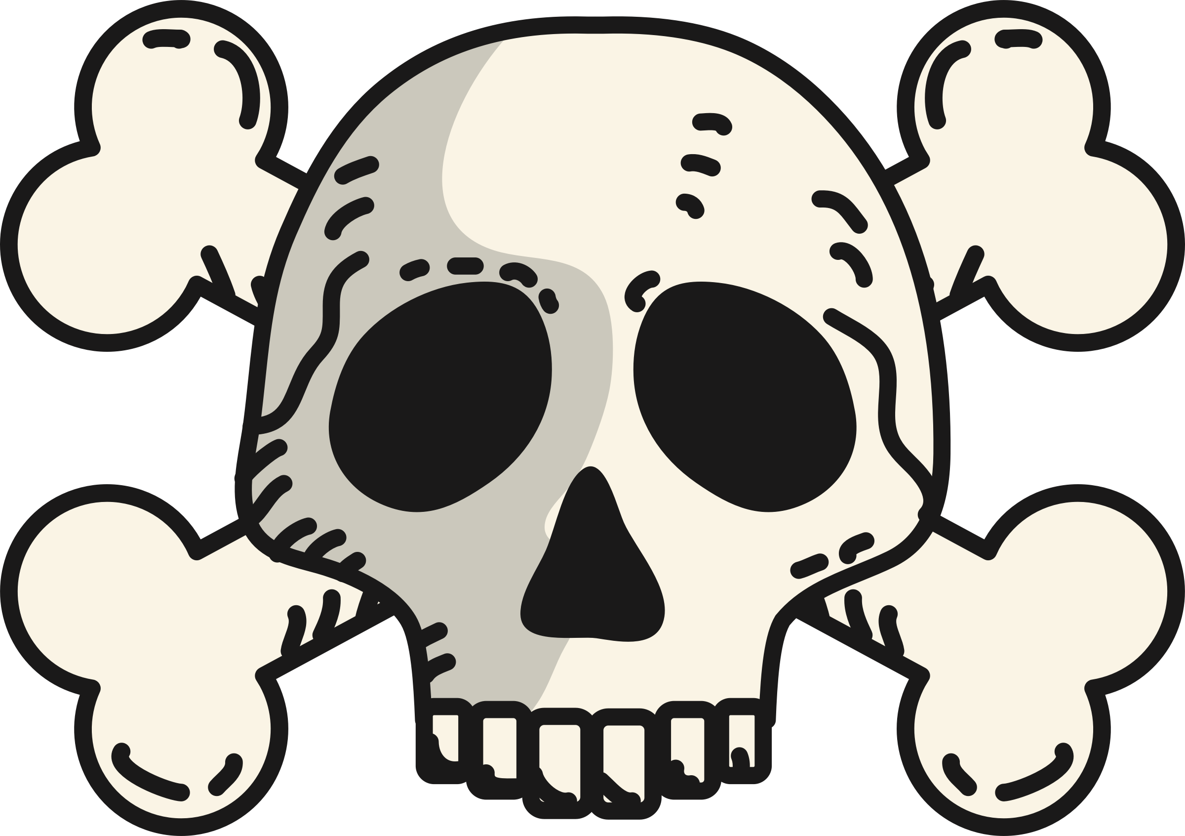 Clipart skeleton toon, Clipart skeleton toon Transparent.