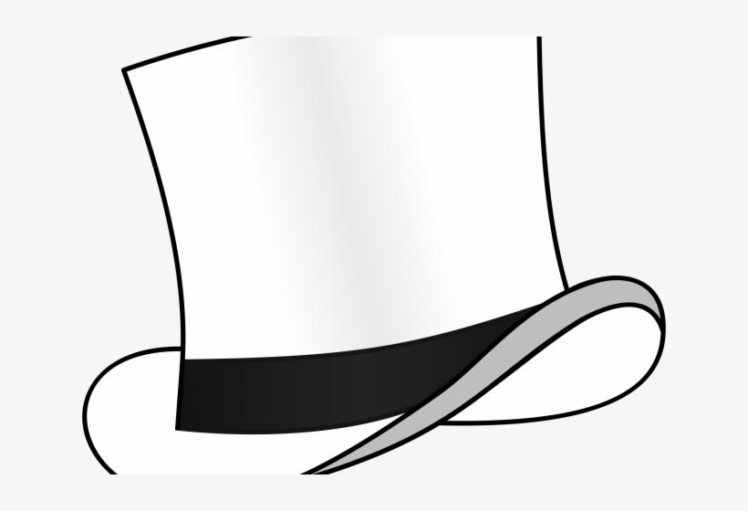 Top Hat Clipart Orange.