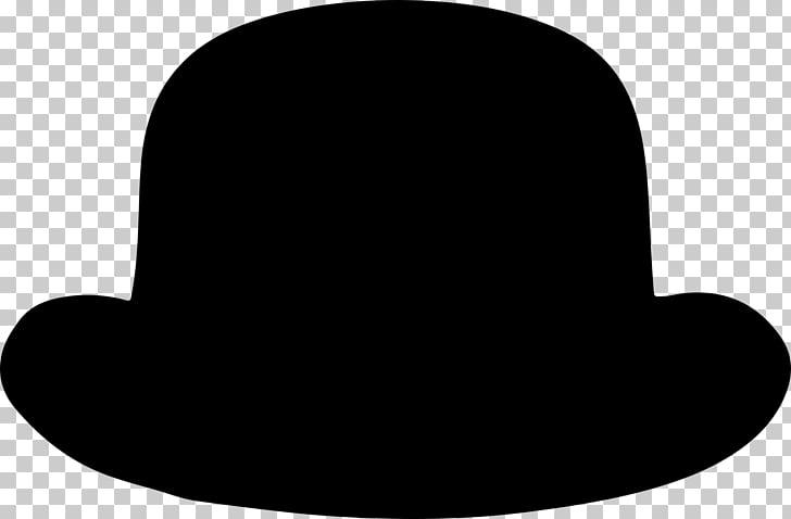 Bowler hat Top hat , Hat PNG clipart.