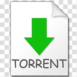 Stilrent Icon Set , TORRENT, torrent file folder transparent.