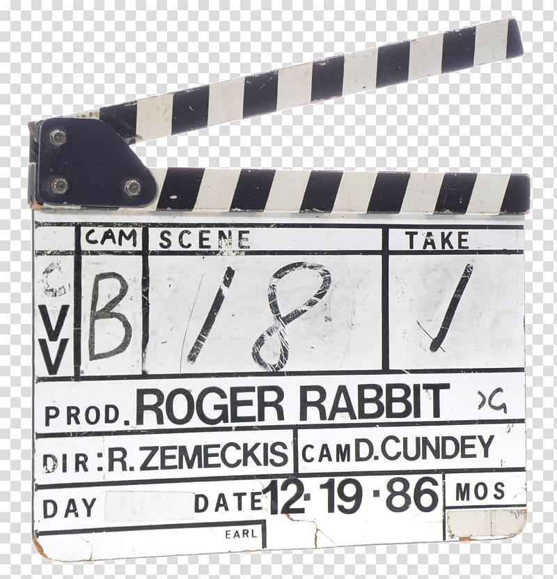 Clapperboard Film Jessica Rabbit Shot Touchstone s, others.