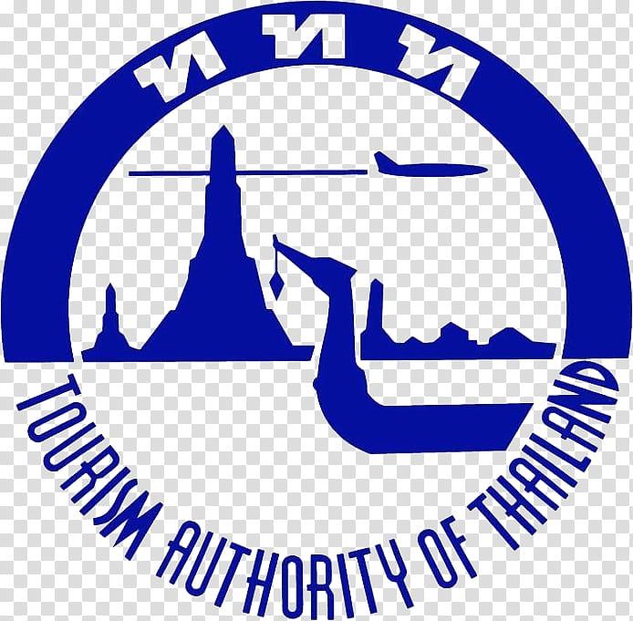 Travel Blue Background, Tourism Authority Of Thailand.