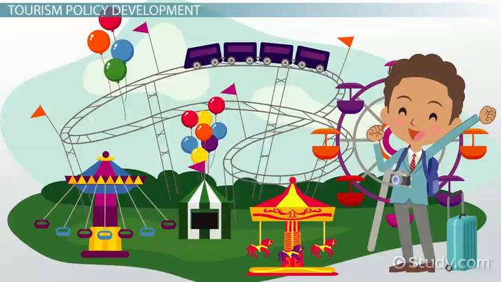 The Tourism Policy Development Process.