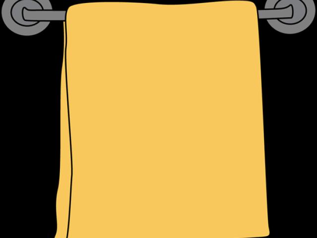 Towel Clipart Towel Rack , Transparent Cartoon.