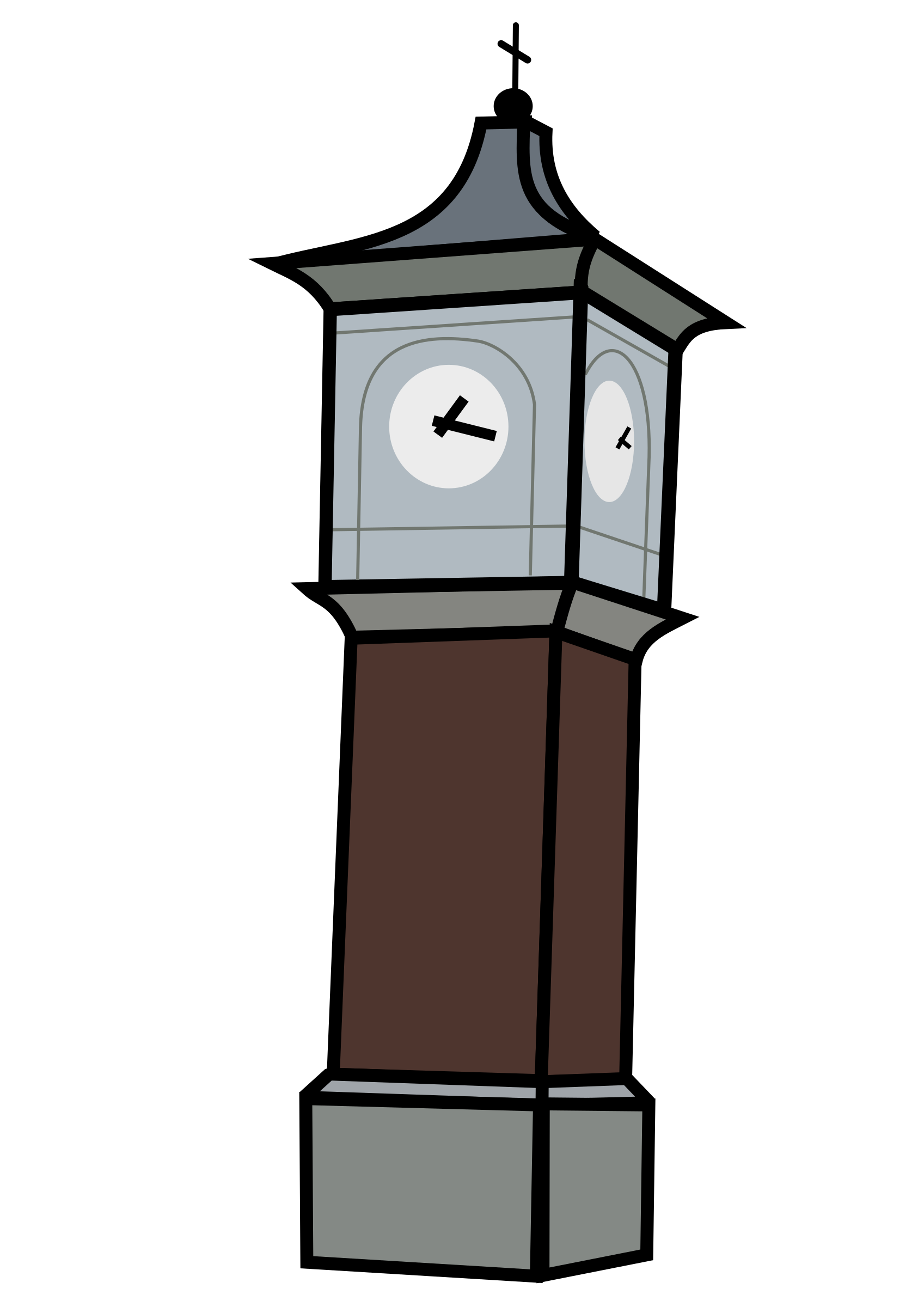 Clock Tower Clipart.