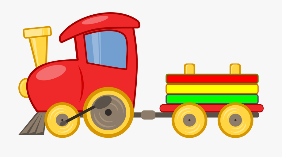 Clipart Train Toy Train.