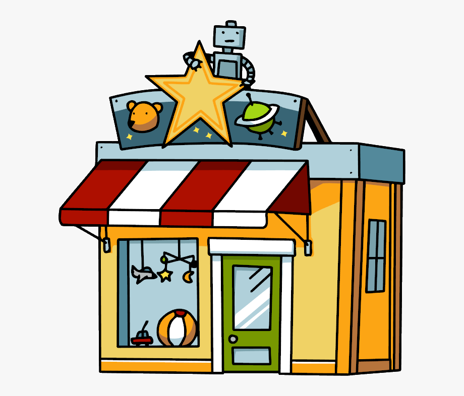 Toy Clipart Toy Store.