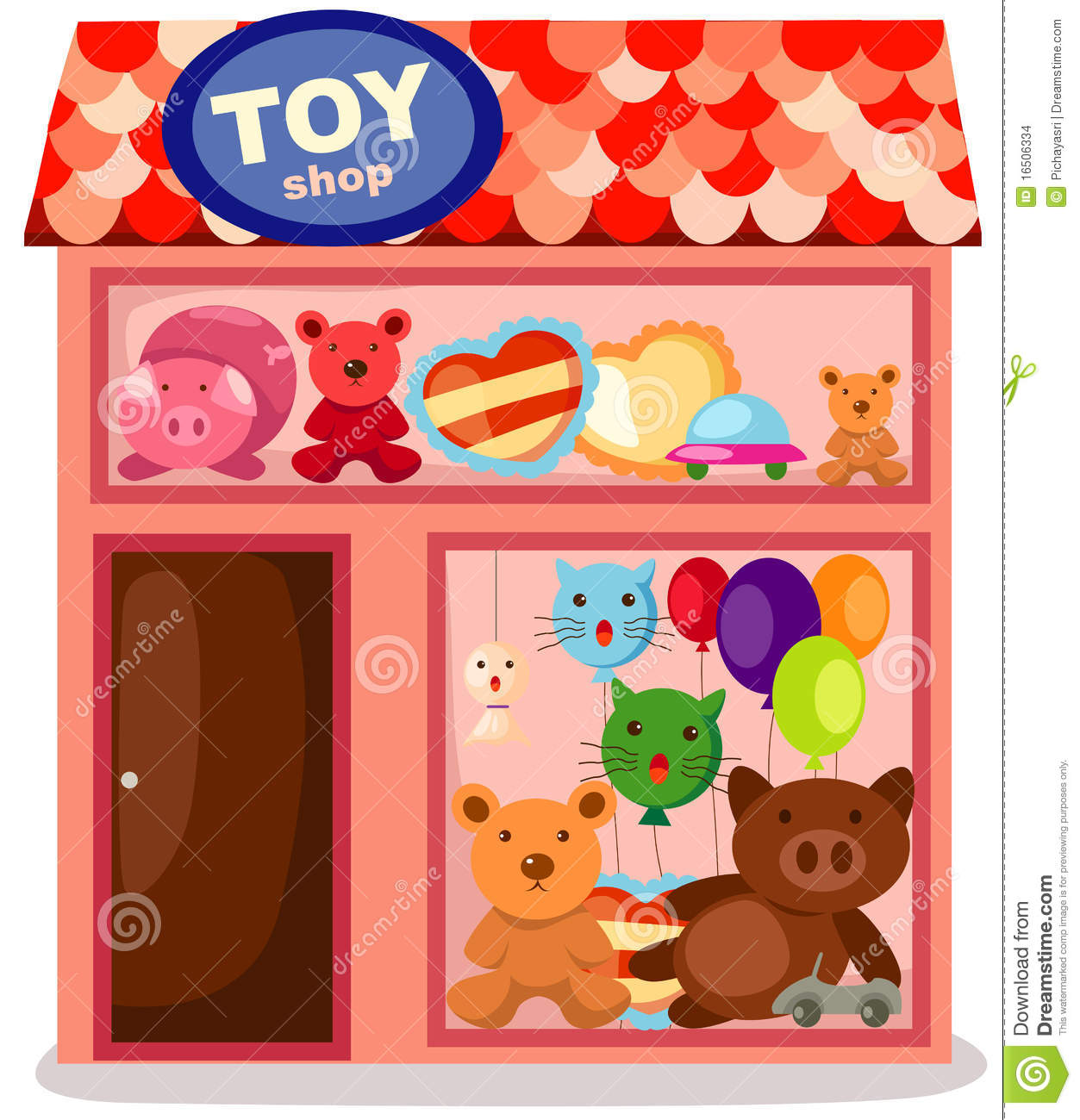 Toy store clipart 7 » Clipart Station.