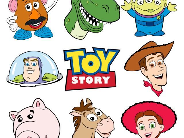 Free Toy Story Clipart, Download Free Clip Art on Owips.com.