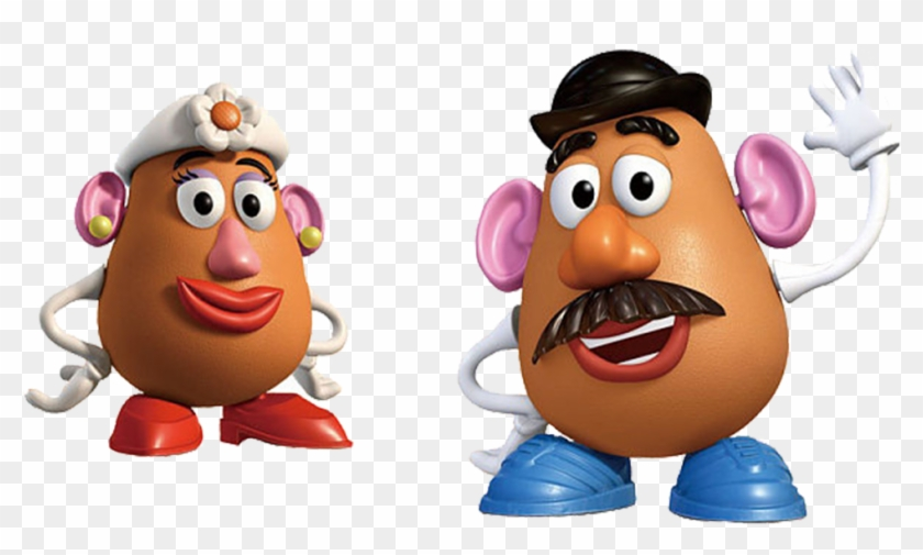 Potato Clipart Toy Story Character.