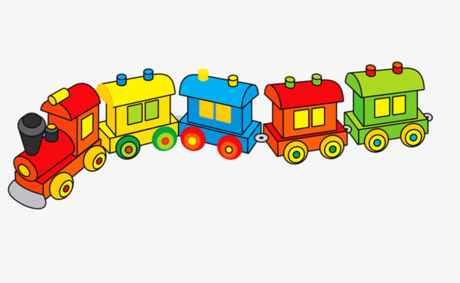 Toy Train, Train Clipart, Toy, Small Tra #77743.