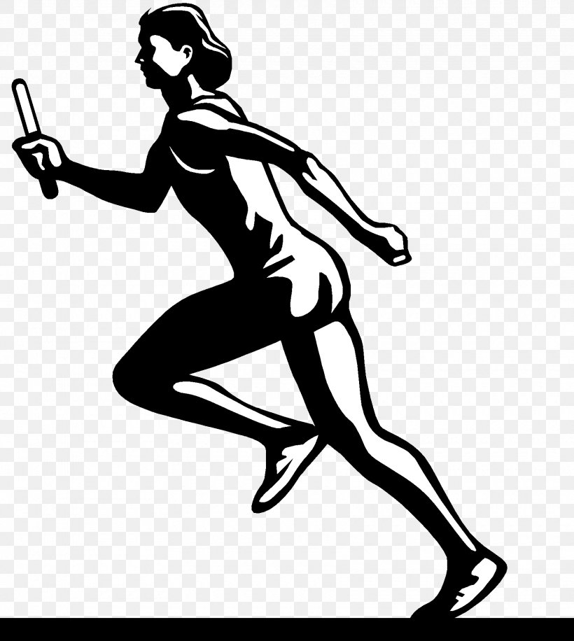 Track And Field Athletics Running Clip Art, PNG, 1720x1922px.