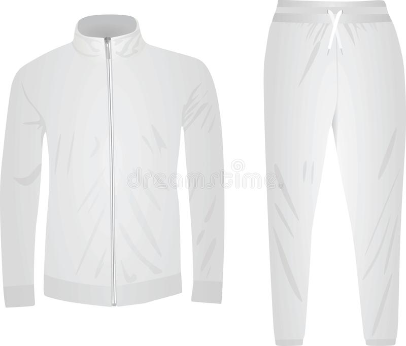 Tracksuit Stock Illustrations.