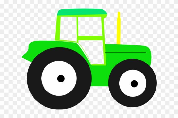 john deere tractors clipart.