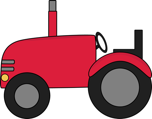 Free Tractor Clip Art.