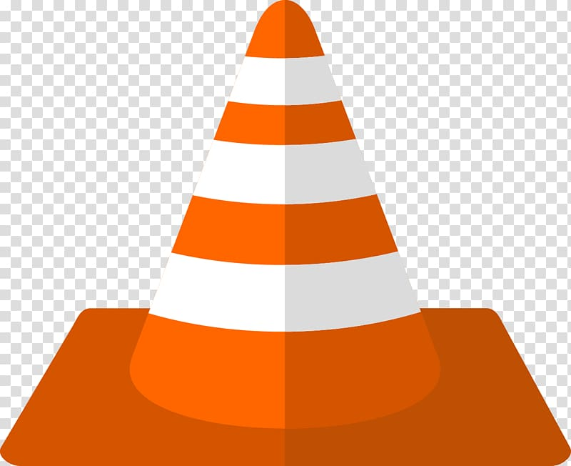 Traffic cone Traffic sign, Orange traffic cones transparent.