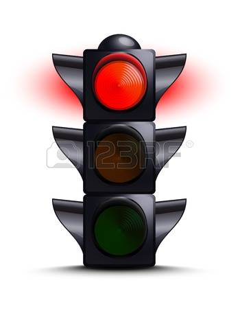 5,376 Red Traffic Light Stock Illustrations, Cliparts And Royalty.